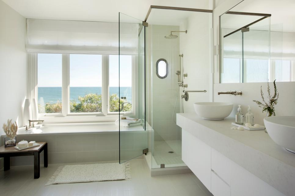 A Look At Modern Bathrooms Bow Echo Construction