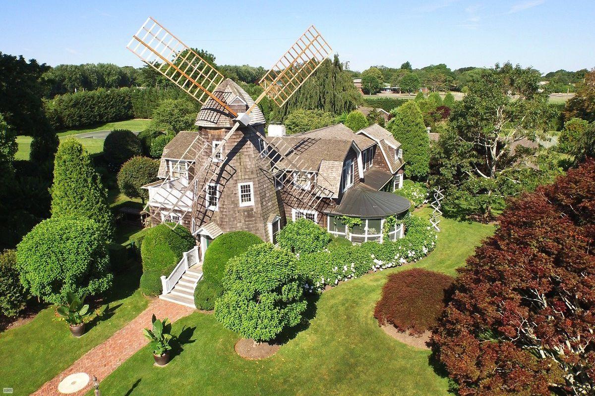 windmill home in east hampton new york