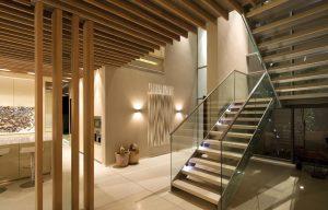 Modern-open-staircase