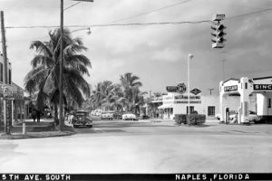 old naples florida 5th ave south rexall drug store